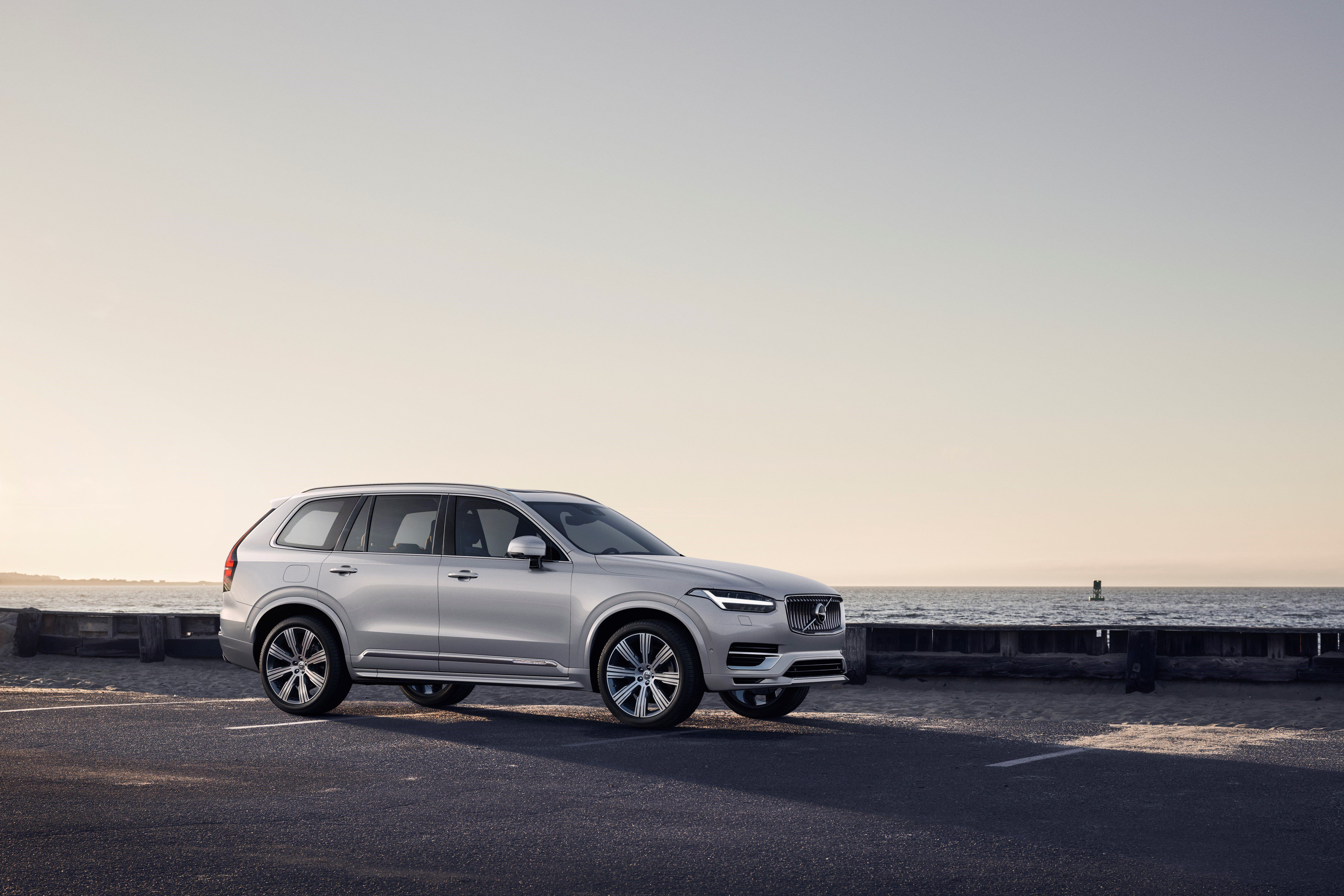 32 All New 2020 Volvo XC90 Wallpaper