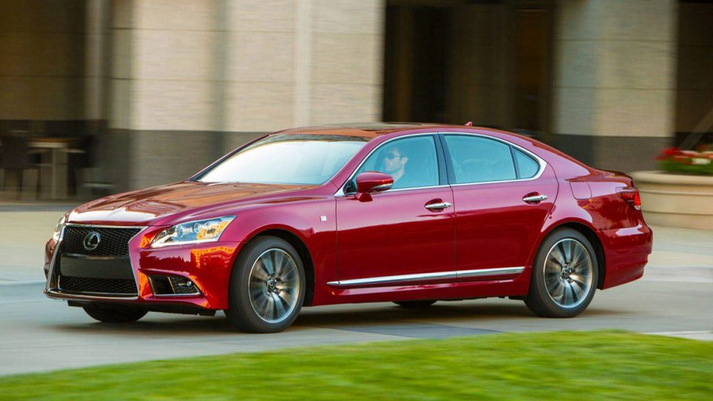 32 Best 2020 Lexus Ls 460 First Drive