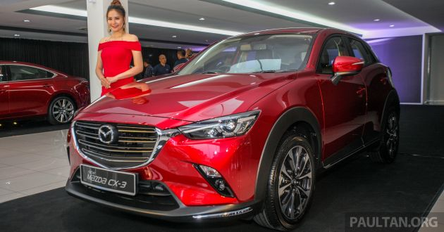32 Best 2020 Mazda CX 3 Spy Shoot