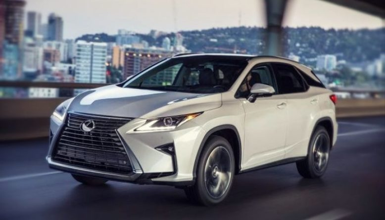 32 New 2019 Lexus Rx 350 F Sport Suv Pictures
