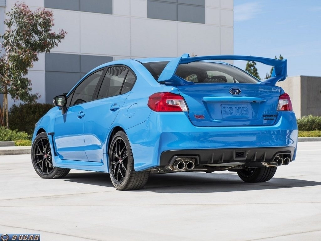 32 New 2019 Wrx Sti Hyperblue Price