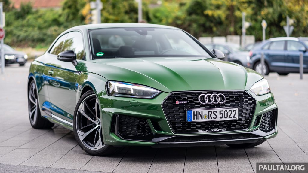 32 New 2020 Audi Rs5 Cabriolet Exterior and Interior