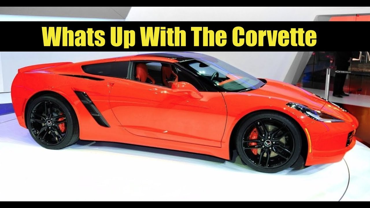 32 New 2020 Corvette ZR1 New Model and Performance