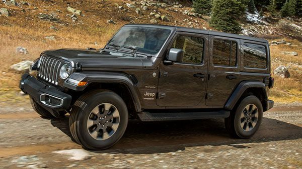32 New 2020 Jeep Wrangler Unlimited Photos