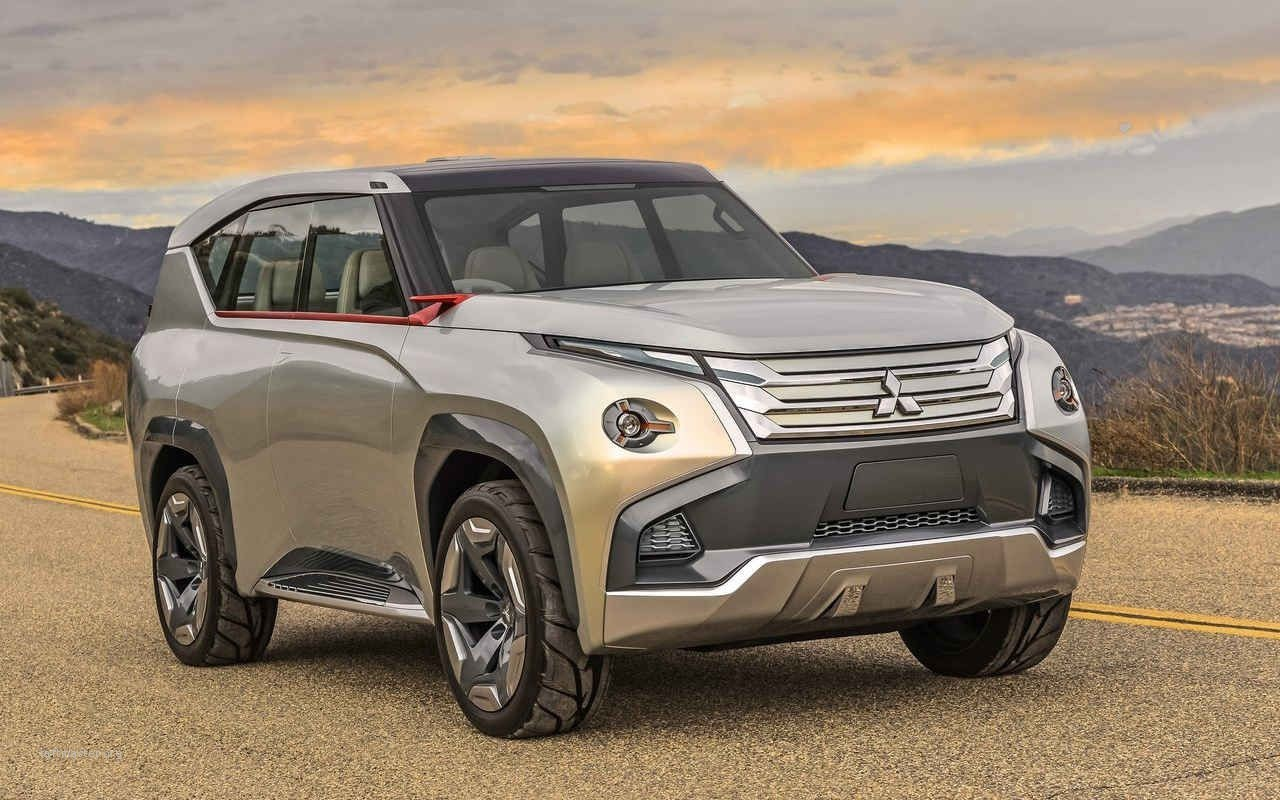 32 New 2020 Mitsubishi Montero Redesign and Review