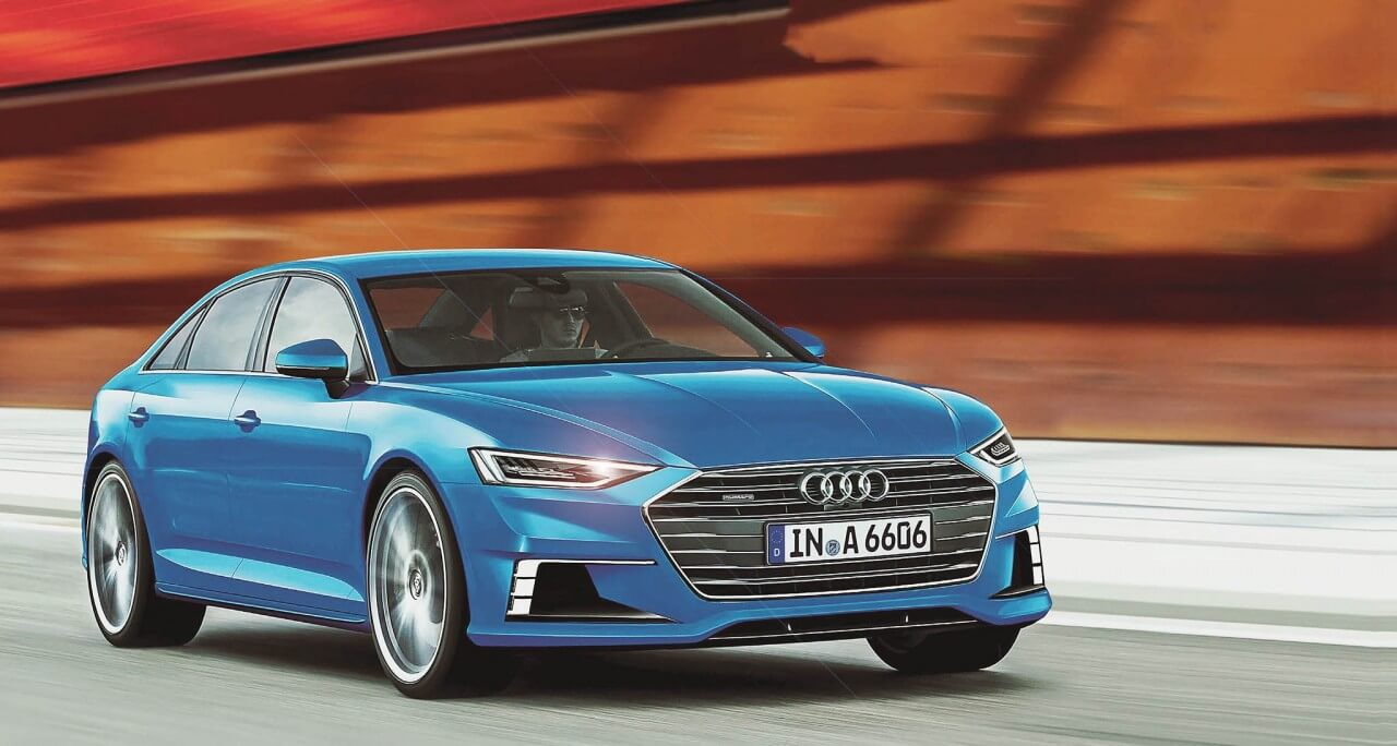 32 New 2020 The Audi A6 Images