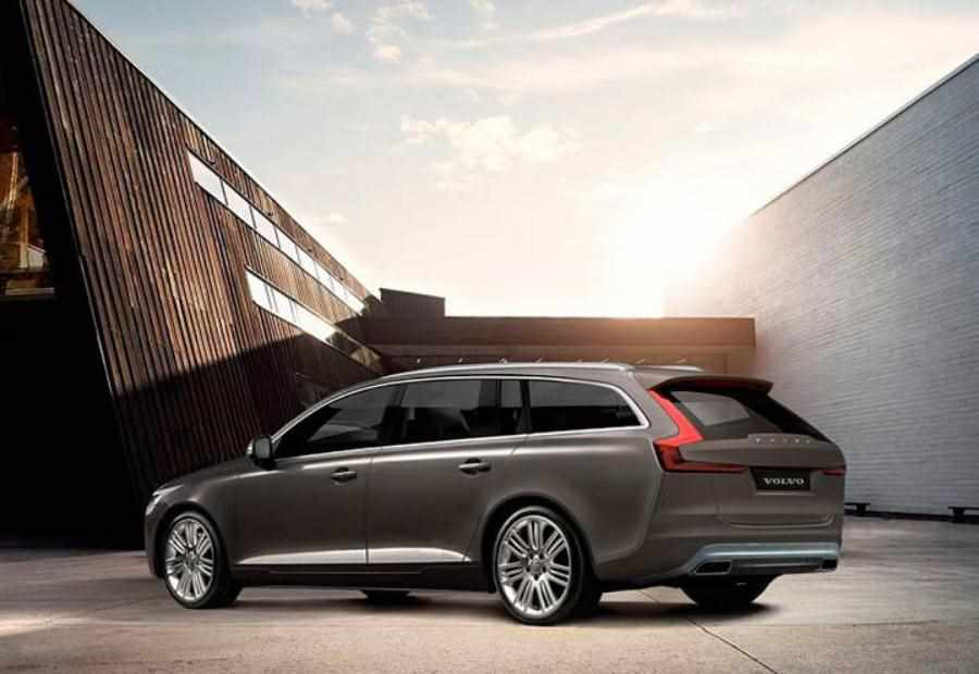 32 New 2020 Volvo V90 Pictures
