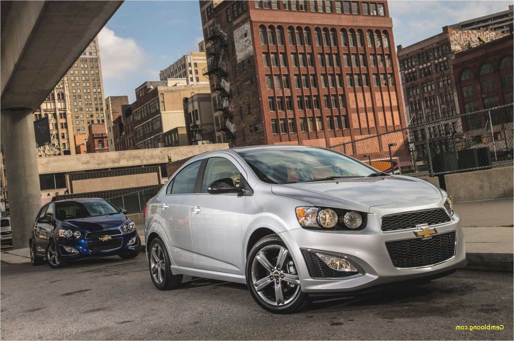 32 The 2019 Chevy Sonic Ss Ev Rs Picture
