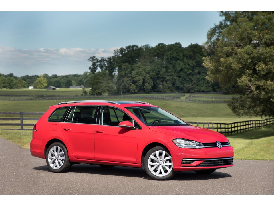 32 The 2019 Vw Golf Sportwagen Spesification