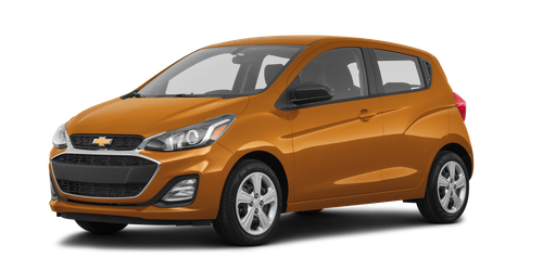 32 The 2020 Chevrolet Spark Exterior and Interior