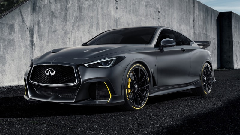 32 The 2020 Infiniti Q60 Coupe Reviews
