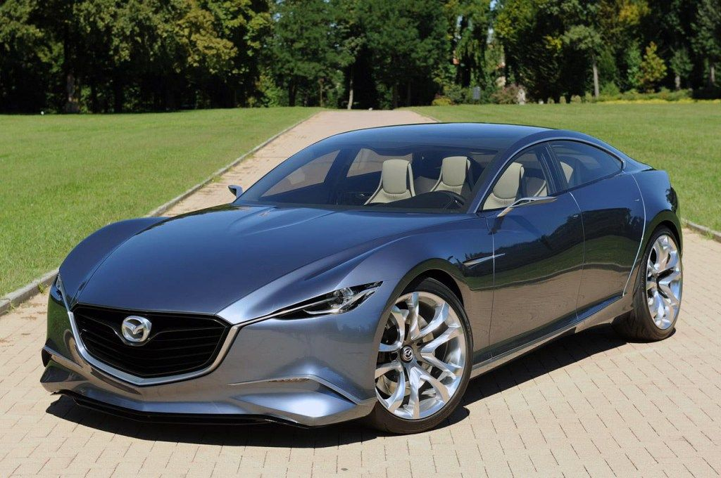 32 The 2020 Mazda 6 Coupe Pictures