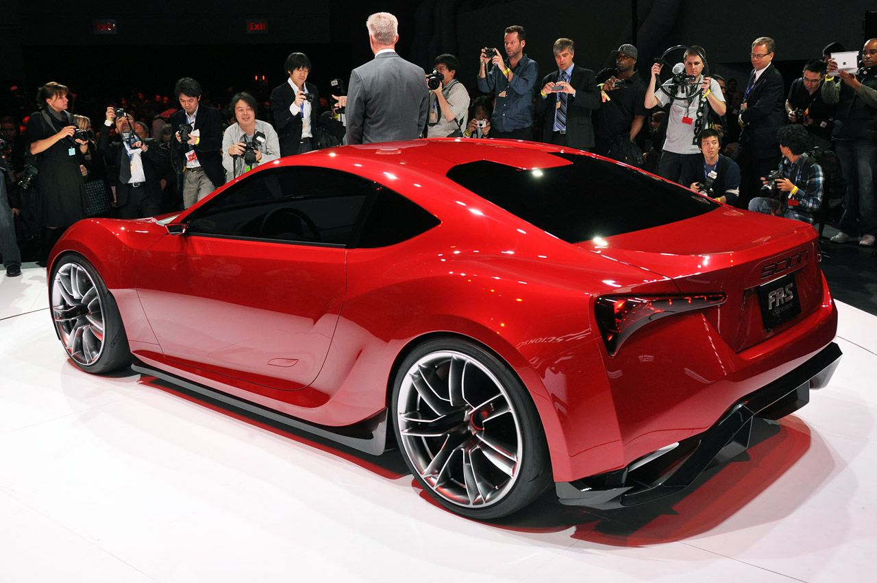 32 The 2020 Scion Fr S Images