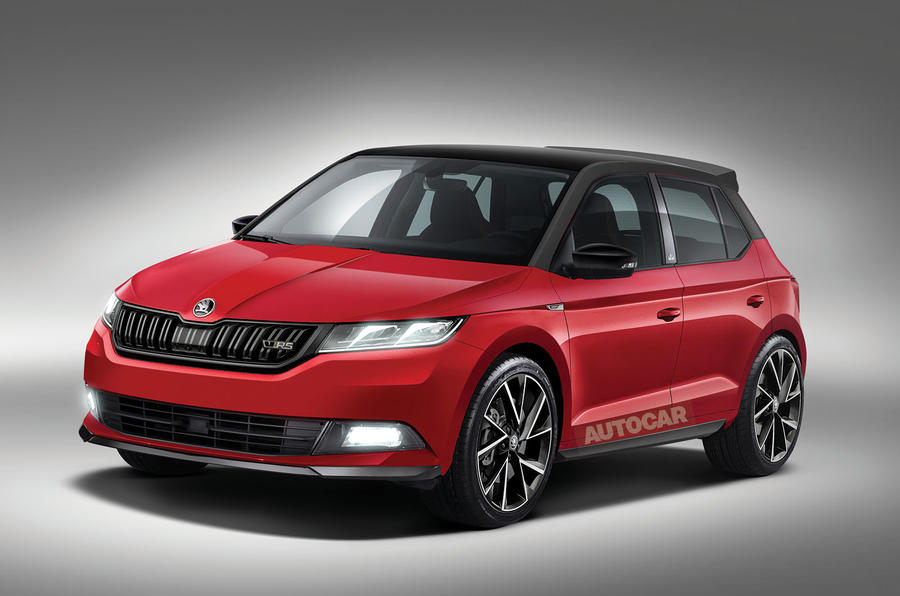 32 The 2020 Skoda Fabia Review and Release date