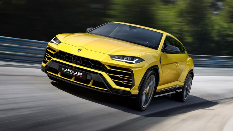 32 The Best 2019 Lamborghini Urus Exterior