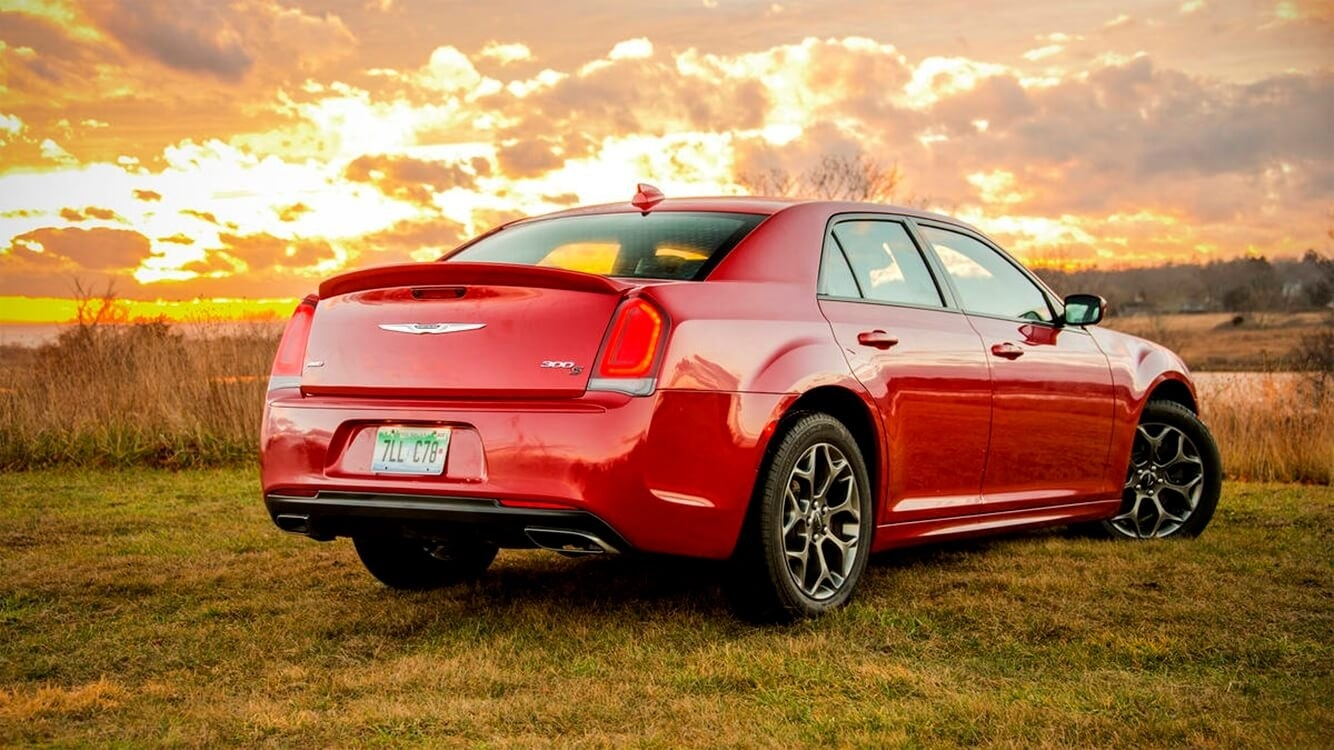32 The Best 2020 Chrysler 300 Srt8 Redesign