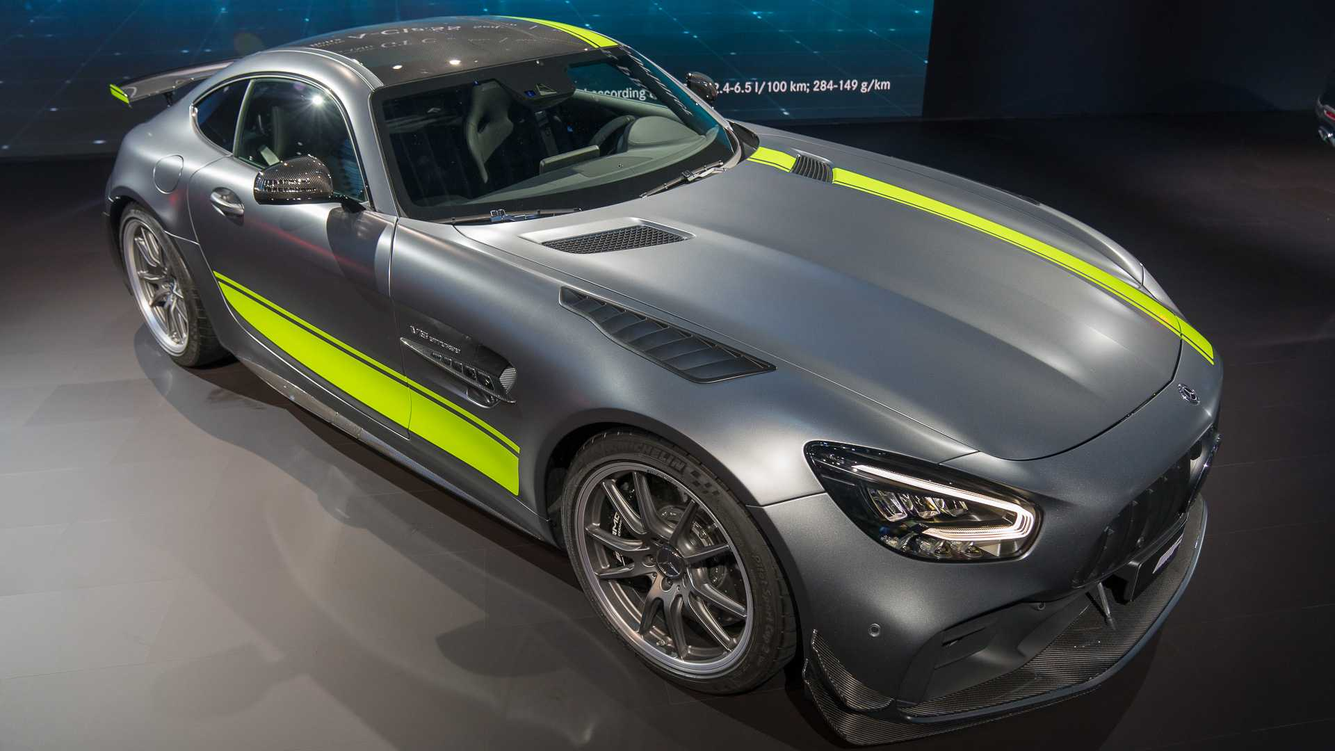32 The Best 2020 Mercedes AMG GT New Review