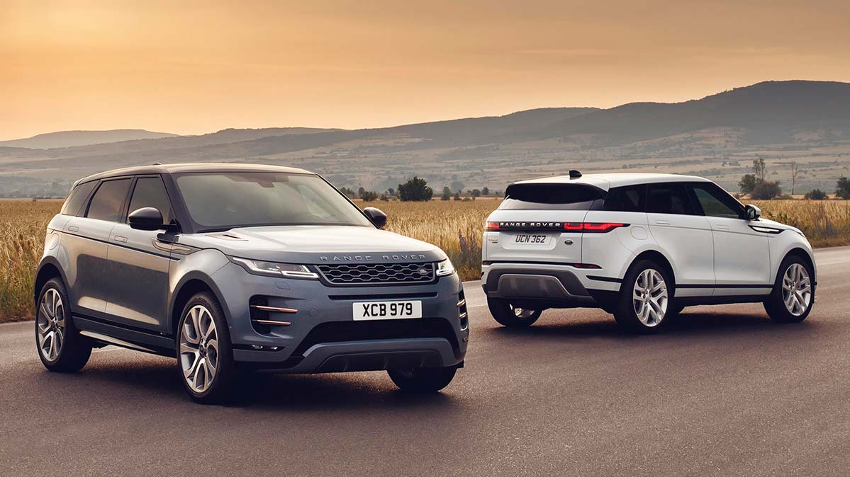 32 The Best 2020 Range Rover Evoque Research New