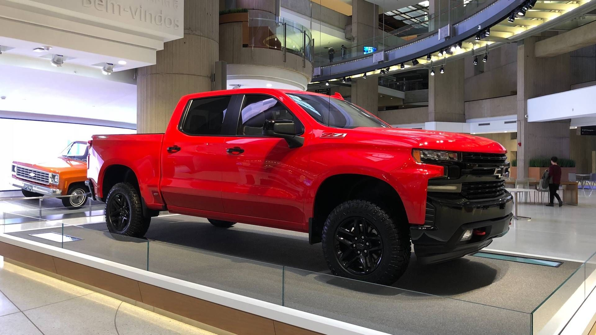 32 The Best 2020 Spy Silverado 1500 Diesel Concept