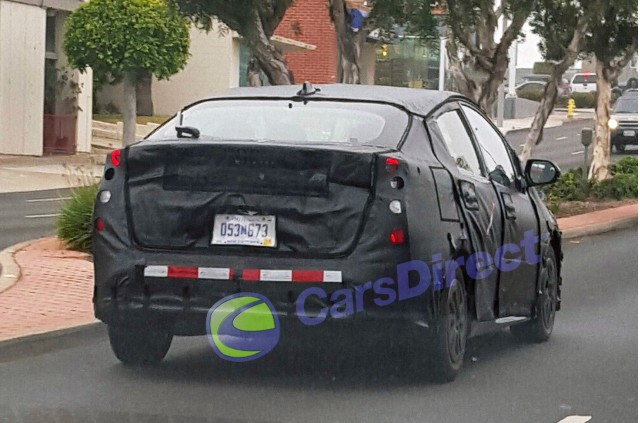 32 The Spy Shots Toyota Prius Review and Release date