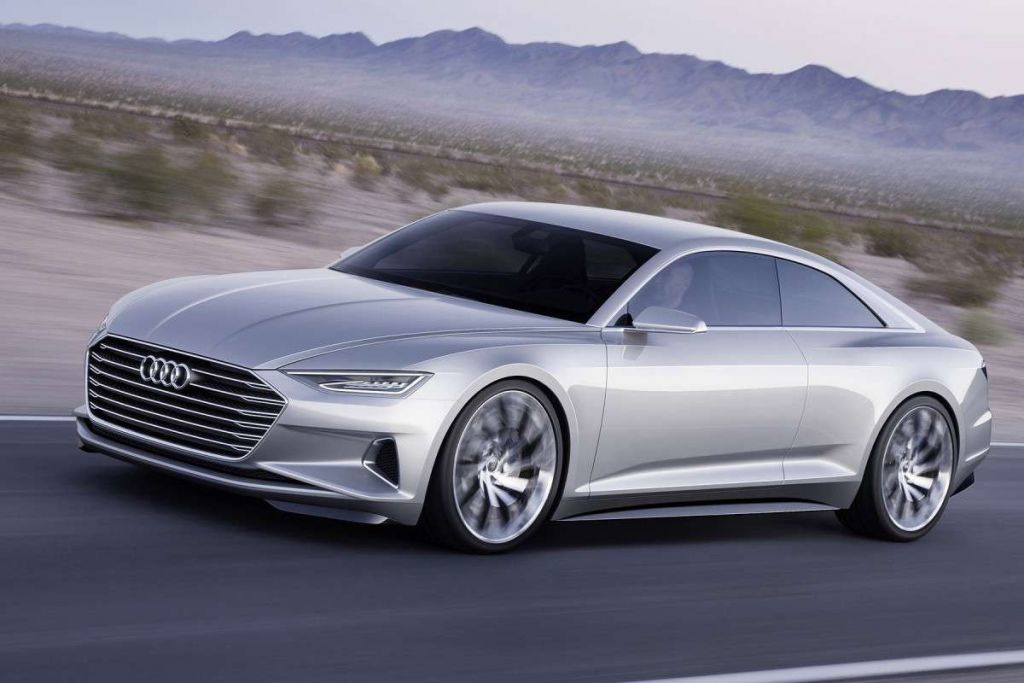 33 A 2019 Audi A9 Concept Speed Test