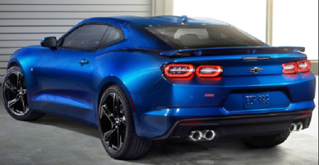 33 A 2020 Chevrolet Camaro New Review