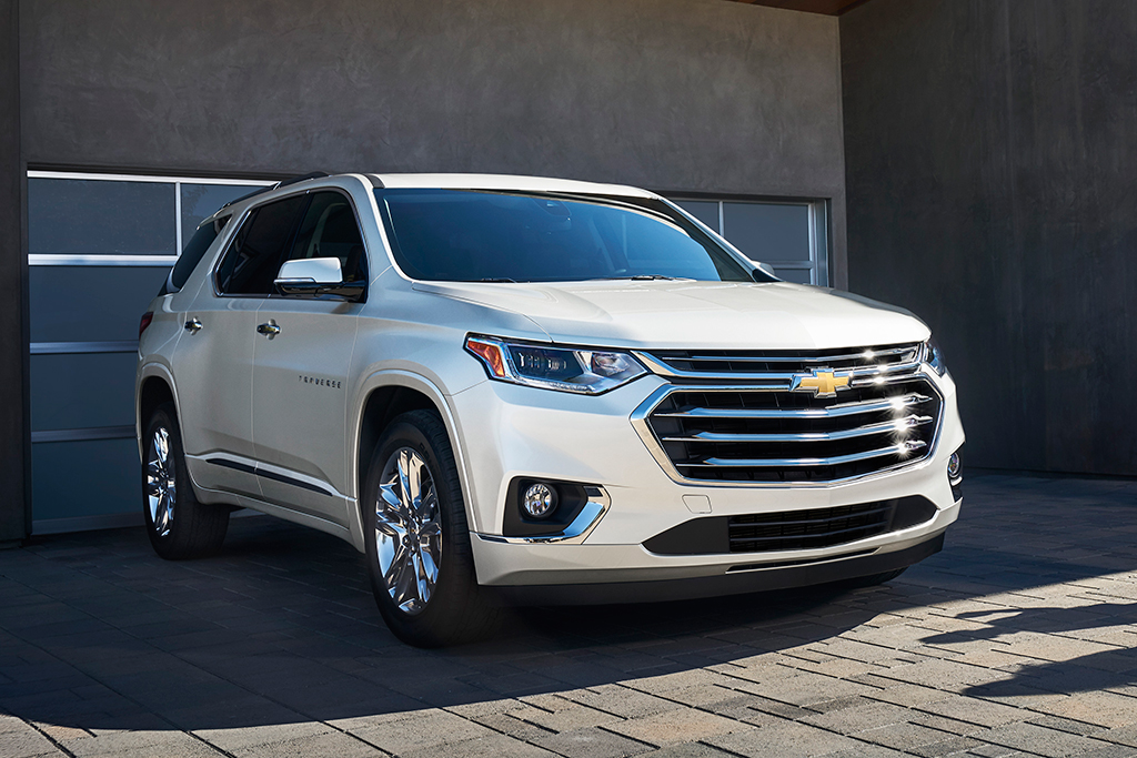 33 All New 2019 Chevy Traverse New Concept