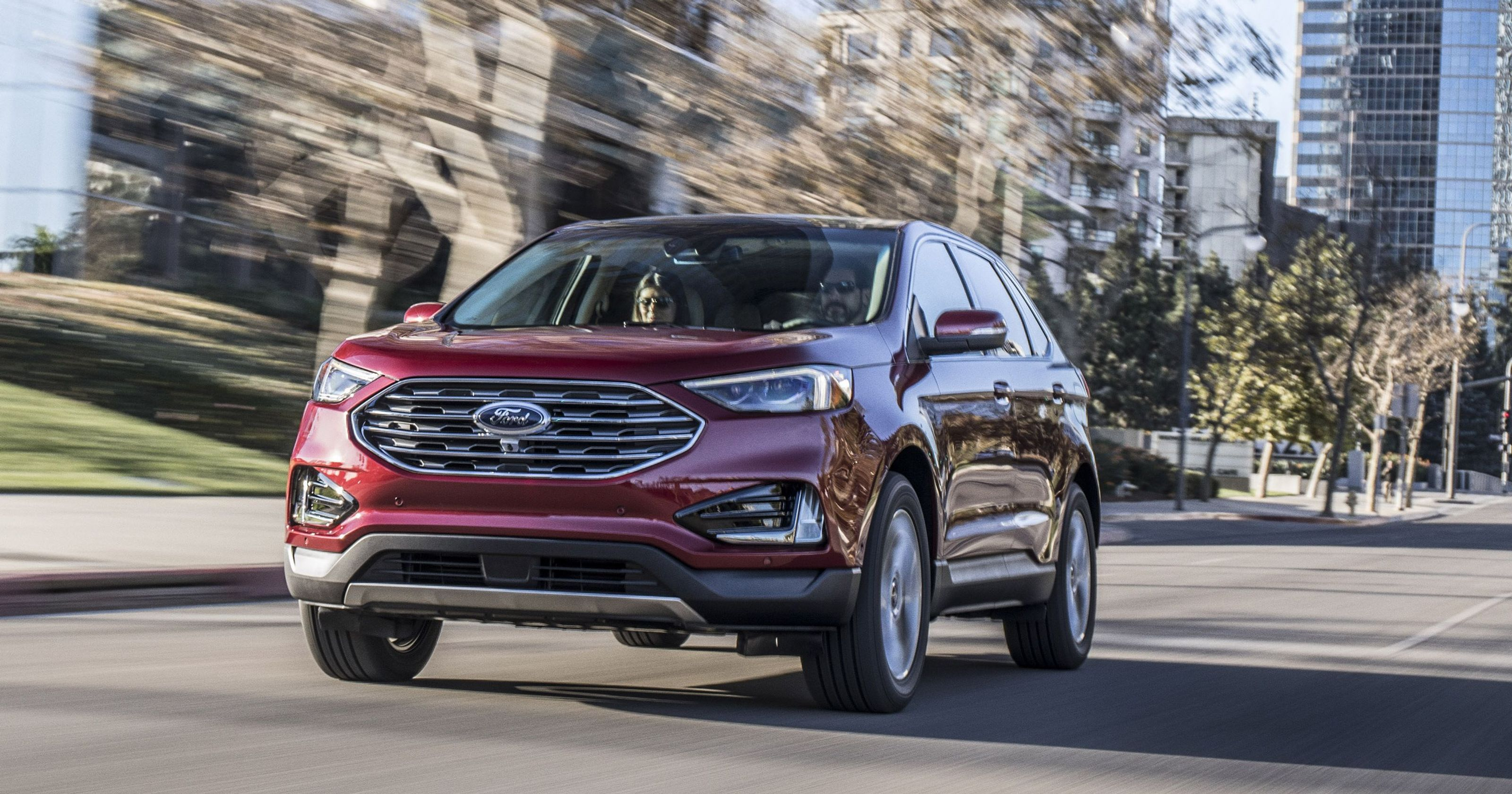 33 All New 2019 Ford Edge New Design New Review