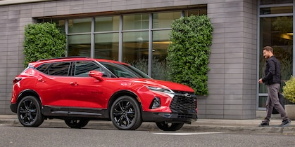 33 All New 2020 Chevy Blazer Images