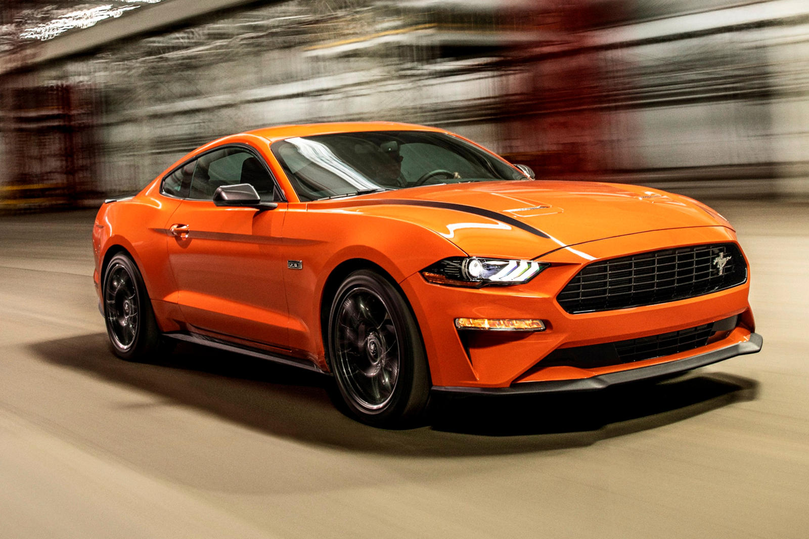 33 All New 2020 Mustang Engine