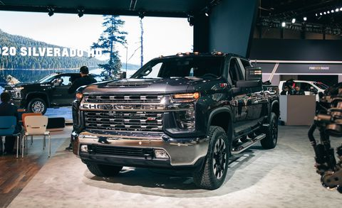 33 All New 2020 Silverado Hd Price and Release date