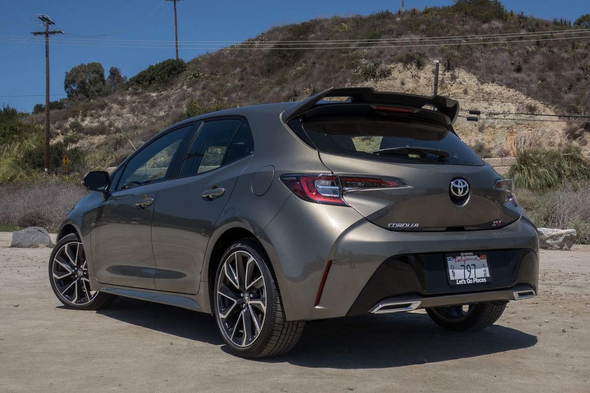33 Best 2019 Toyota Corolla Hatchback Spesification