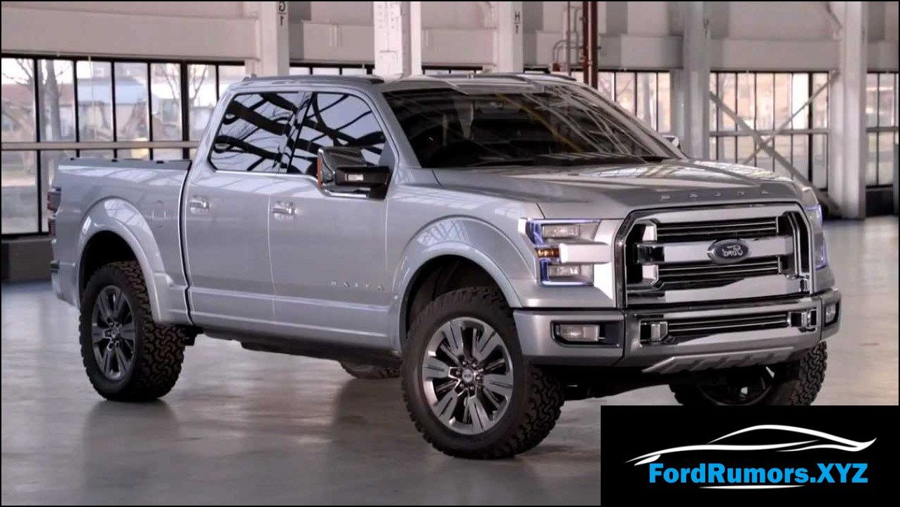 33 New 2020 Ford Lobo Overview