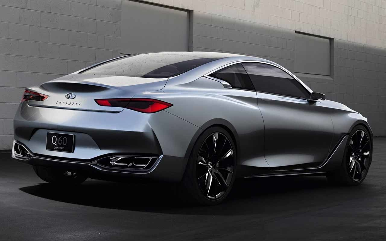 33 New 2020 Infiniti Q60 Performance