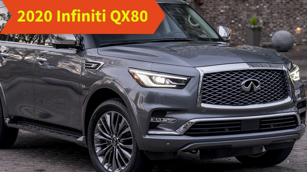 33 New 2020 Infiniti Qx80 Suv Engine