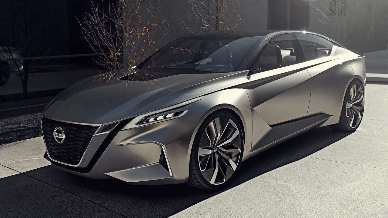 33 New 2020 Nissan Maximas Spy Shoot
