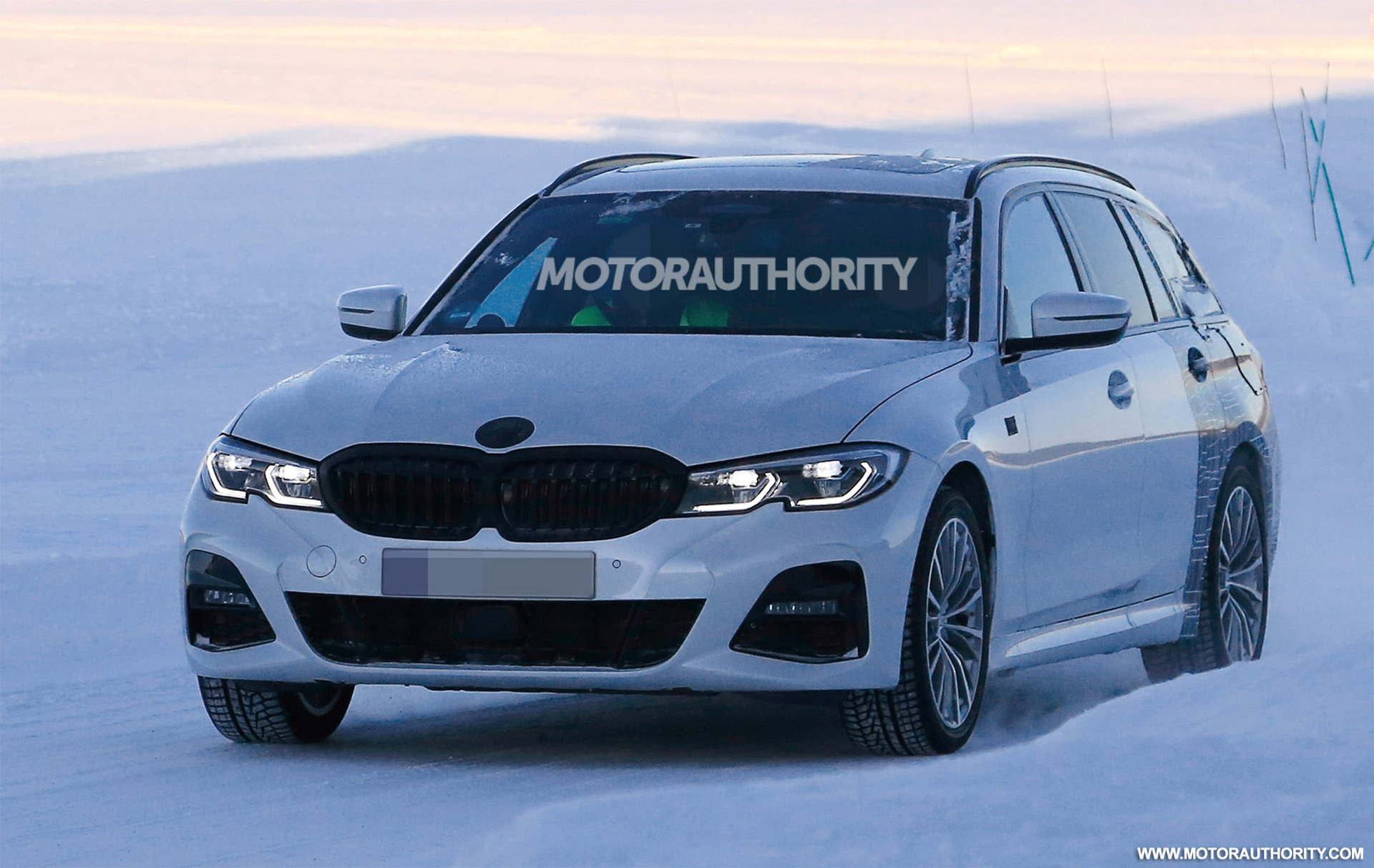 33 New 2020 Spy Shots BMW 3 Series Photos