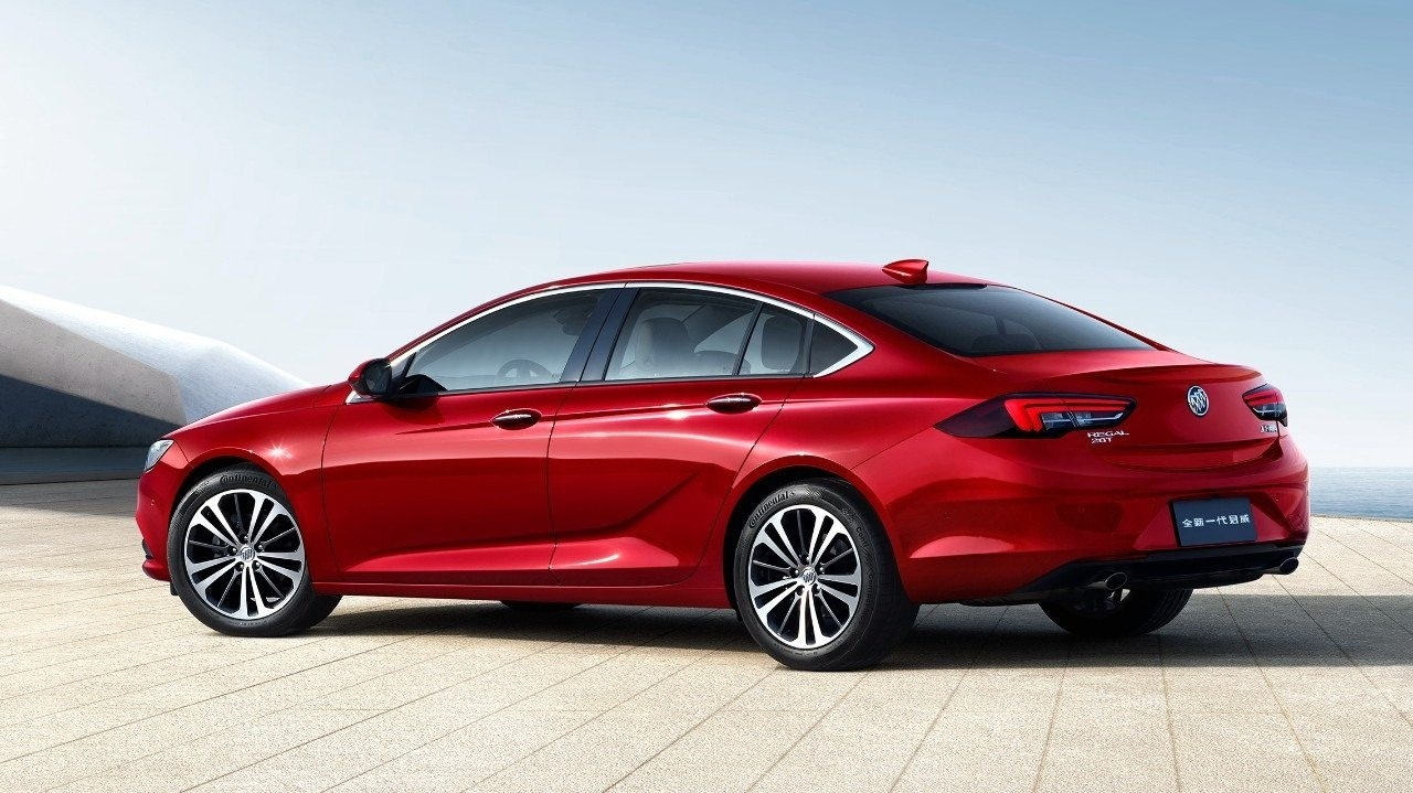 33 The 2020 Buick Regal Gs Coupe Spesification