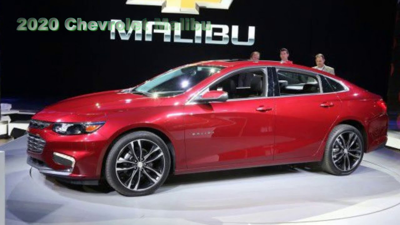 33 The 2020 Chevrolet Malibu Specs and Review