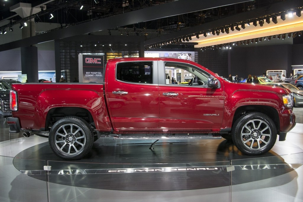 33 The 2020 GMC Canyon First Drive