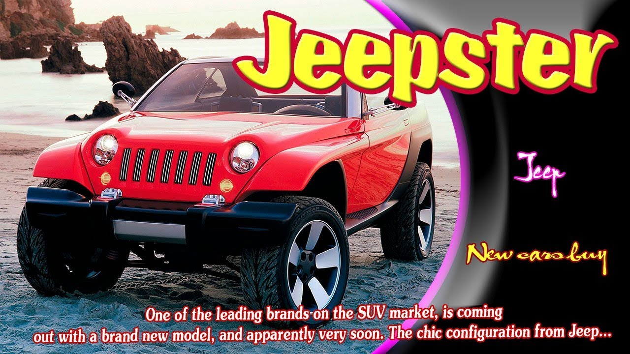 33 The 2020 Jeep Jeepster Review and Release date