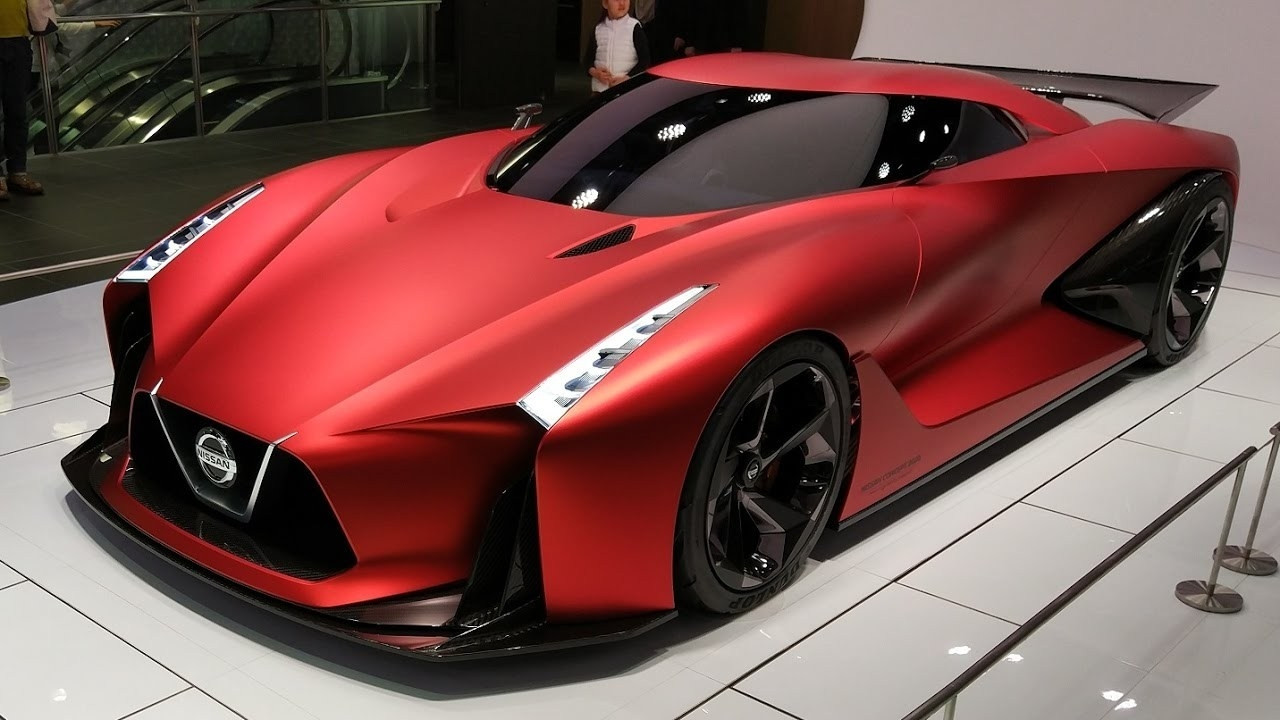 33 The 2020 Nissan GT R Model