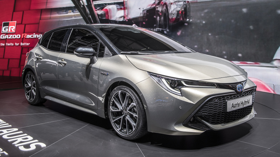 33 The 2020 Toyota Auris Prices