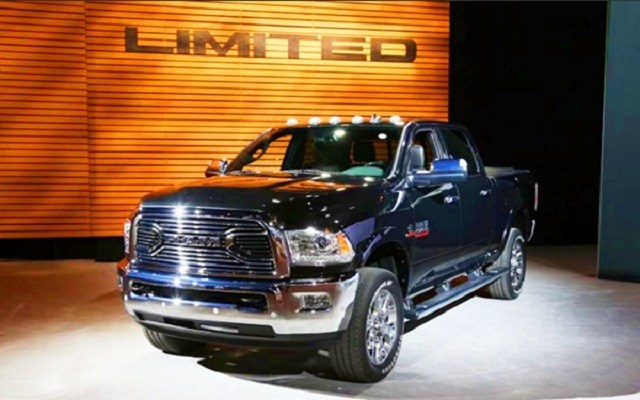 33 The Best 2019 Ram 2500 Diesel Redesign and Review