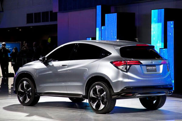 33 The Best 2020 Honda HR V Concept