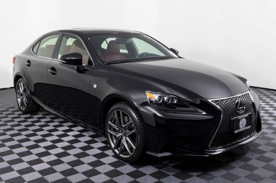 33 The Best 2020 Lexus IS350 Exterior