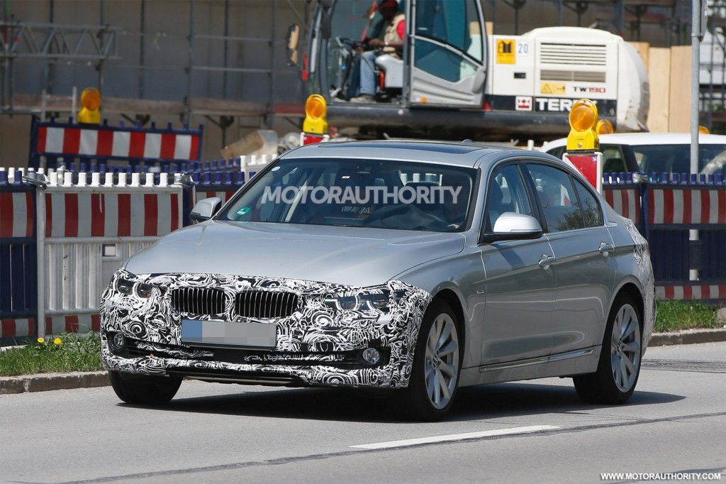 33 The Best Spy Shots BMW 3 Series Rumors