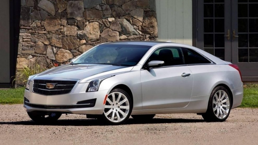 34 A 2019 Cadillac Deville Coupe Review and Release date