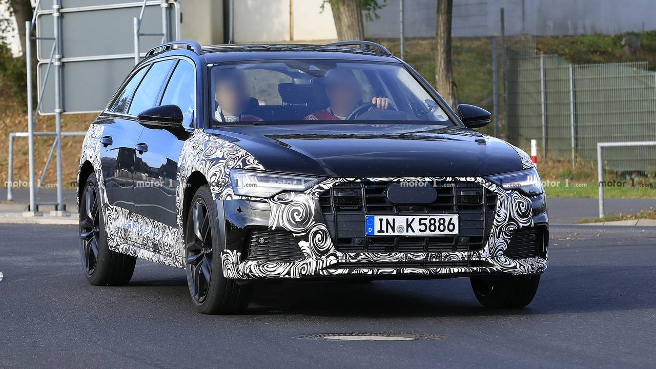 34 A 2020 Audi Allroad New Model and Performance