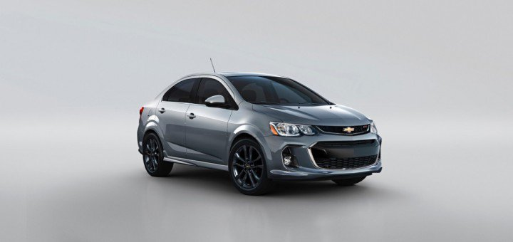 34 A 2020 Chevy Sonic Spy Shoot